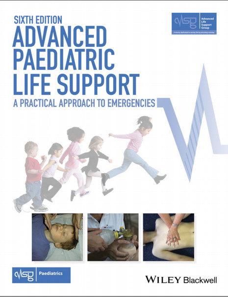 Jaypee pediatric book collection advanced paediatric life support a practical approach to emergencies advanced life support group 6th edition fandeluxe Image collections